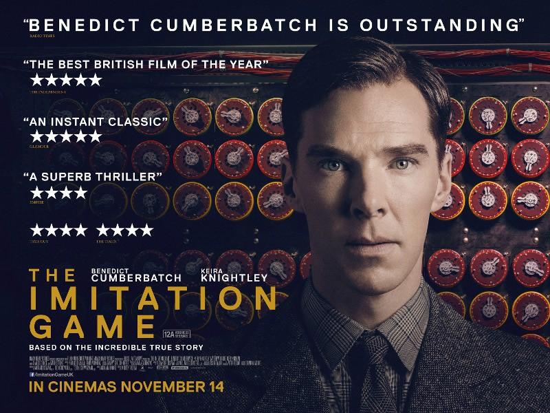the imitation game film raiplay
