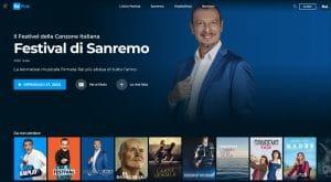 Come vedere la replica di Sanremo 2020 in streaming su RaiPlay
