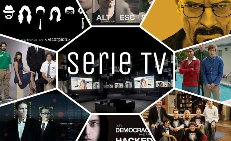 Come vedere le Serie TV gratis in streaming
