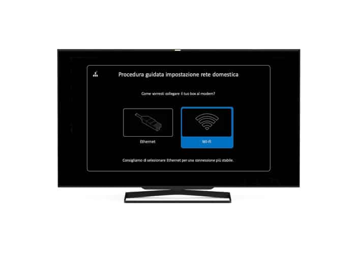 come collegare il wifi alla tv lg samsung akai sony philips telefunken panasonic