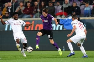 Fiorentina Milan dove si vede su DAZN o Sky?
