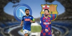napoli barcellona in chiaro tv champions league