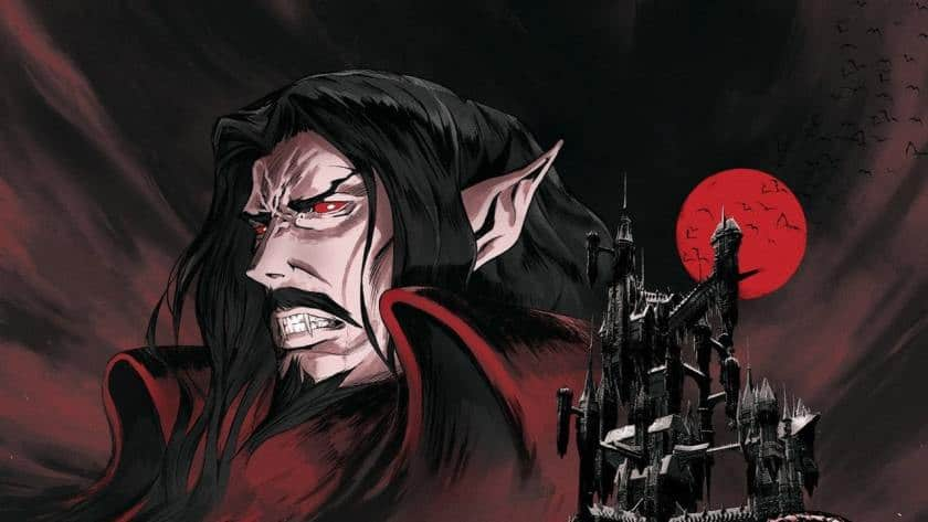 serie tv netflix Castlevania 3