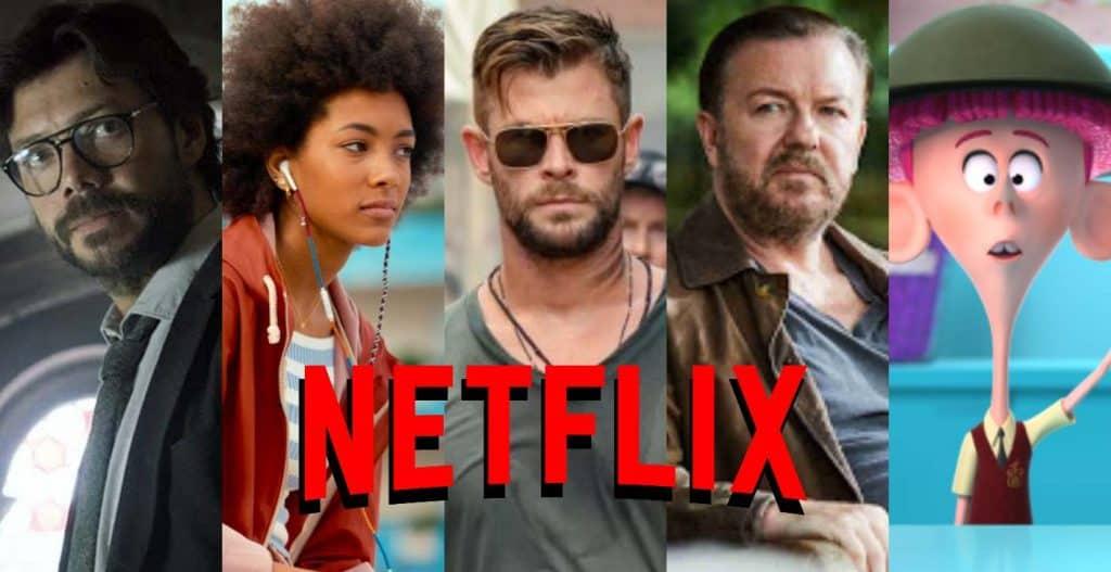 migliori Serie TV su Netflix in uscita aprile 2020