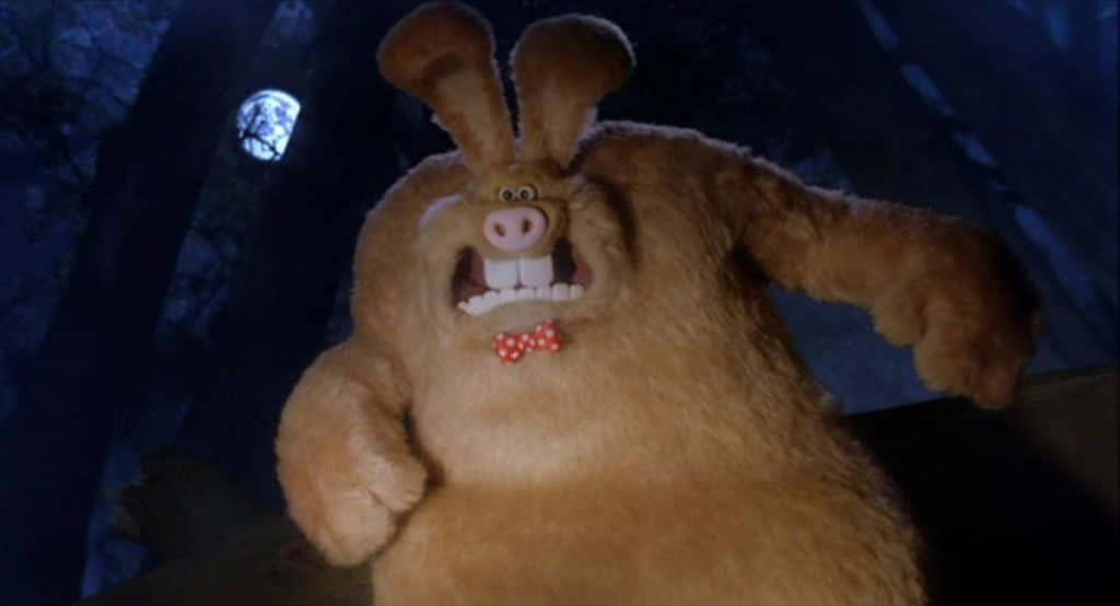 Wallace e Gromit la maledizione del coniglio mannaro