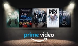 serie tv fantascienza amazon prime video