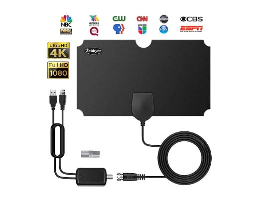 amplificatore tv antenna da interno