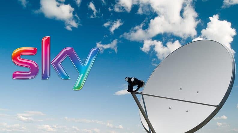 impianto satellitare condominiale sky