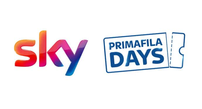 sky primafila days come funziona film gratis
