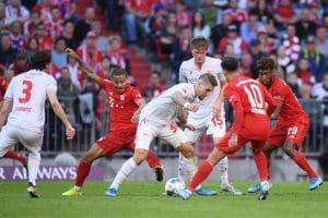 Union Berlino Bayern Monaco dove vedere la partita in TV e streaming