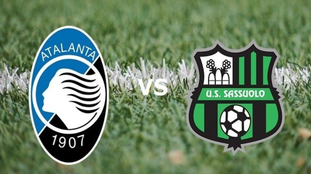 Atalanta Sassuolo in chiaro in tv streaming
