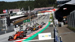f1 2020 GP Austria orari tv sky tv8