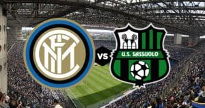 inter sassuolo streaming tv