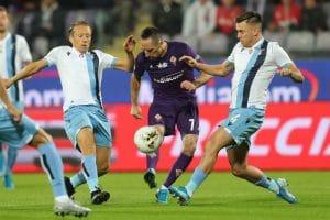 Lazio Fiorentina dove vederla in streaming e in TV - 27 giugno 2020