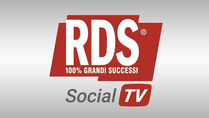 rds social tv canale 265 digitale terrestre