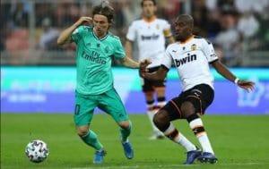 Real Madrid Valencia, dove vedere la partita in streaming e in TV