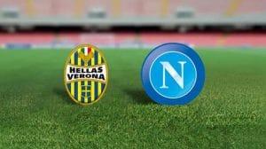 Verona Napoli dove vedere la partita in streaming e in TV