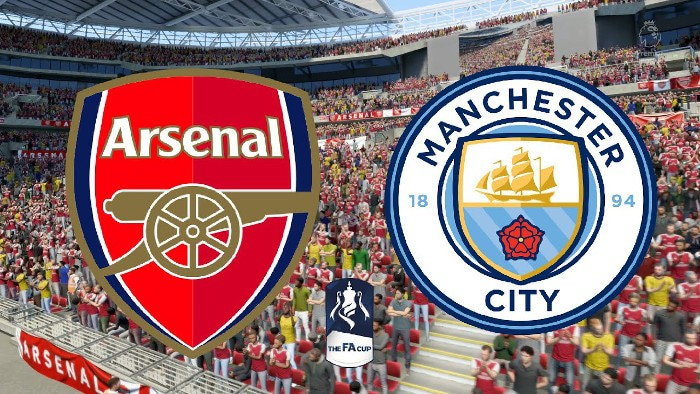 arsenal manchester city fa cup 2020 semifinale