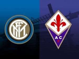 Come vedere Inter Fiorentina in streaming e in TV 22 luglio 2020