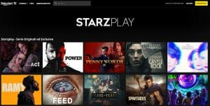 rakuten tv apple tv starzplay