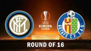 inter getafe dove guardare in tv streaming europa league