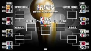 Playoffs NBA 2020 programmazione date e orari in TV e in streaming