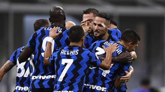 Calendario Serie A 2020-21 Inter programmazione partite su Sky e DAZN date orari canali tv