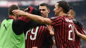 Milan-Udinese serie A