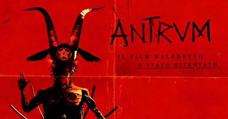 Antrum Il Film Maledetto