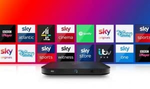pacchetto Sky Tv