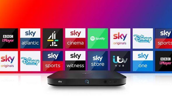 pacchetto Sky Tv canali programmi satellite digitale terrestre