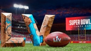 super bowl 2021 in tv chiaro streaming