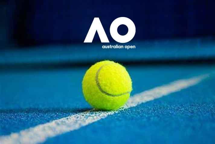 Australian Open 2021 in tv streaming date tabellone