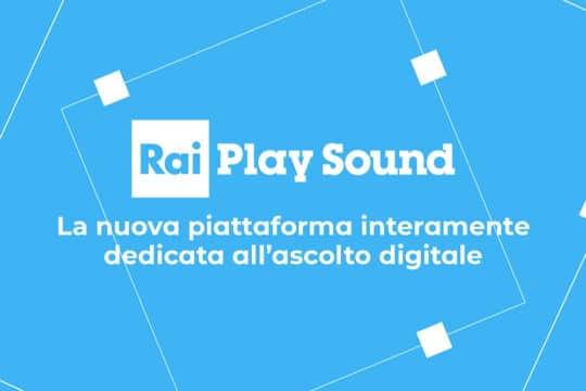 RaiPlay Sound come funziona